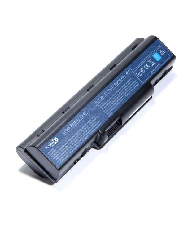 Fugen Laptop Battery 12 Cell Acer Gateway Nv52, Nv5207u, Nv5211u, Nv5212u, Nv5213u, Nv5214u