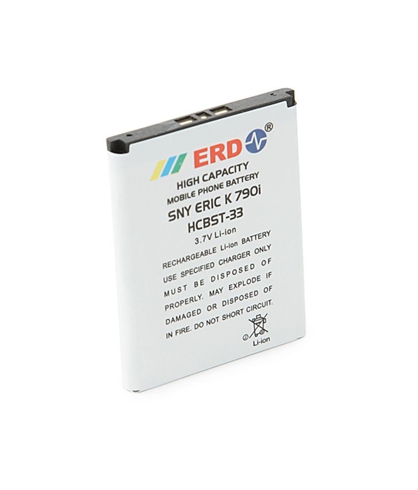 ERD Compatible Mobile Battery for SNY ERIC K 790i