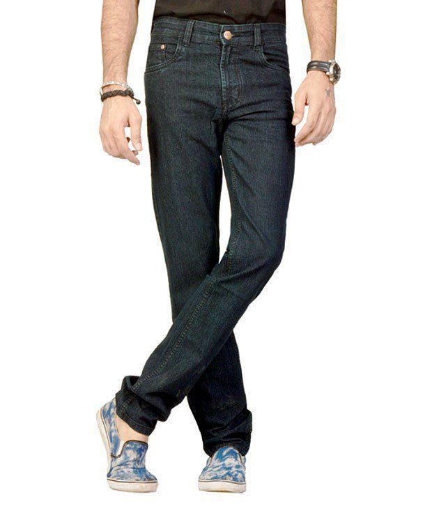 Fungus Blue Regular  Jeans