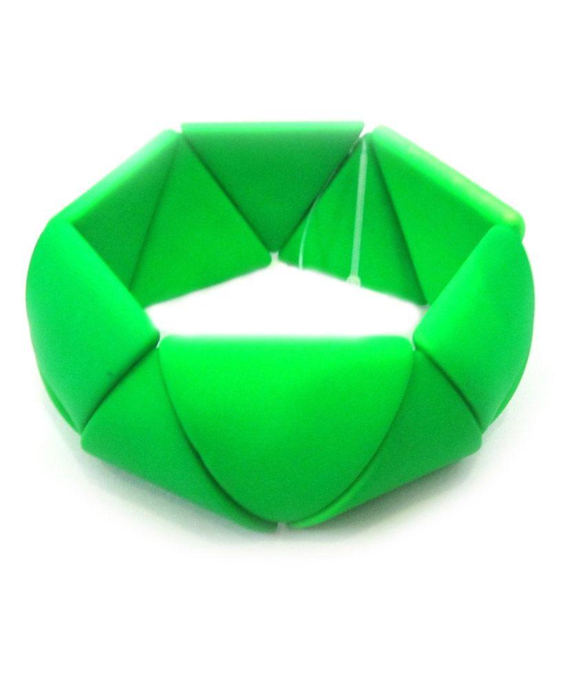 Antariksh Casual Green Designer Kadas