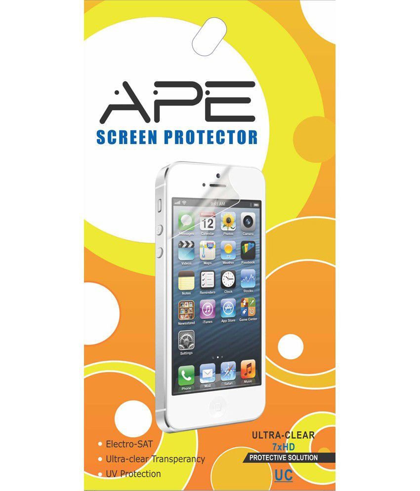 Nokia N800 Screen Guard by APE