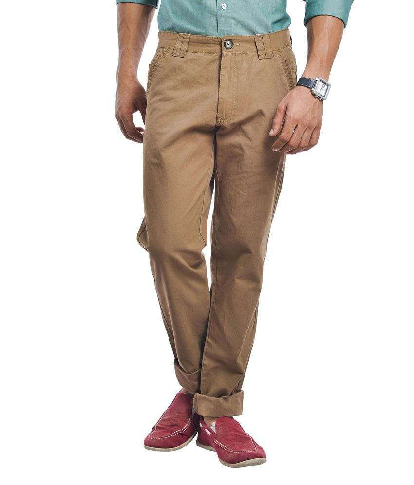 Harvest Semi-formal 4-pocket Trouser