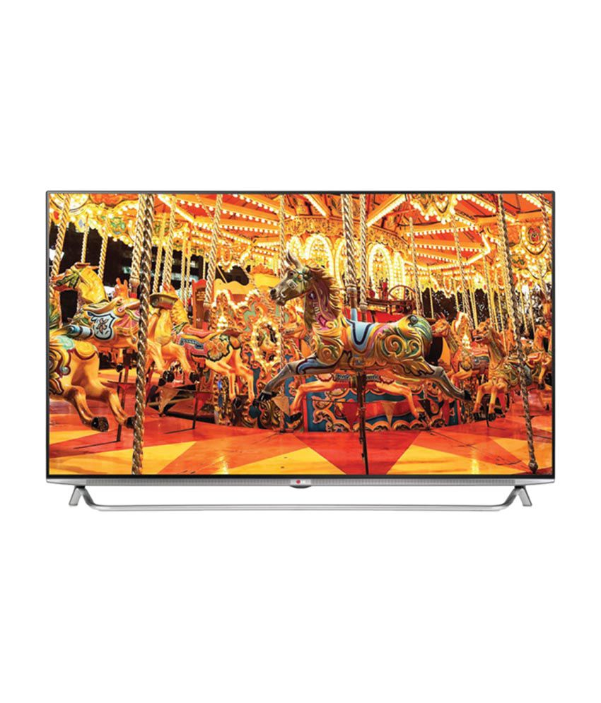 59fc0718eed8 Buy LG 55UB850T 139.7 cm (55) 3D Smart 4K Ultra HD LED Television Online at  Best Price in India - Snapdeal