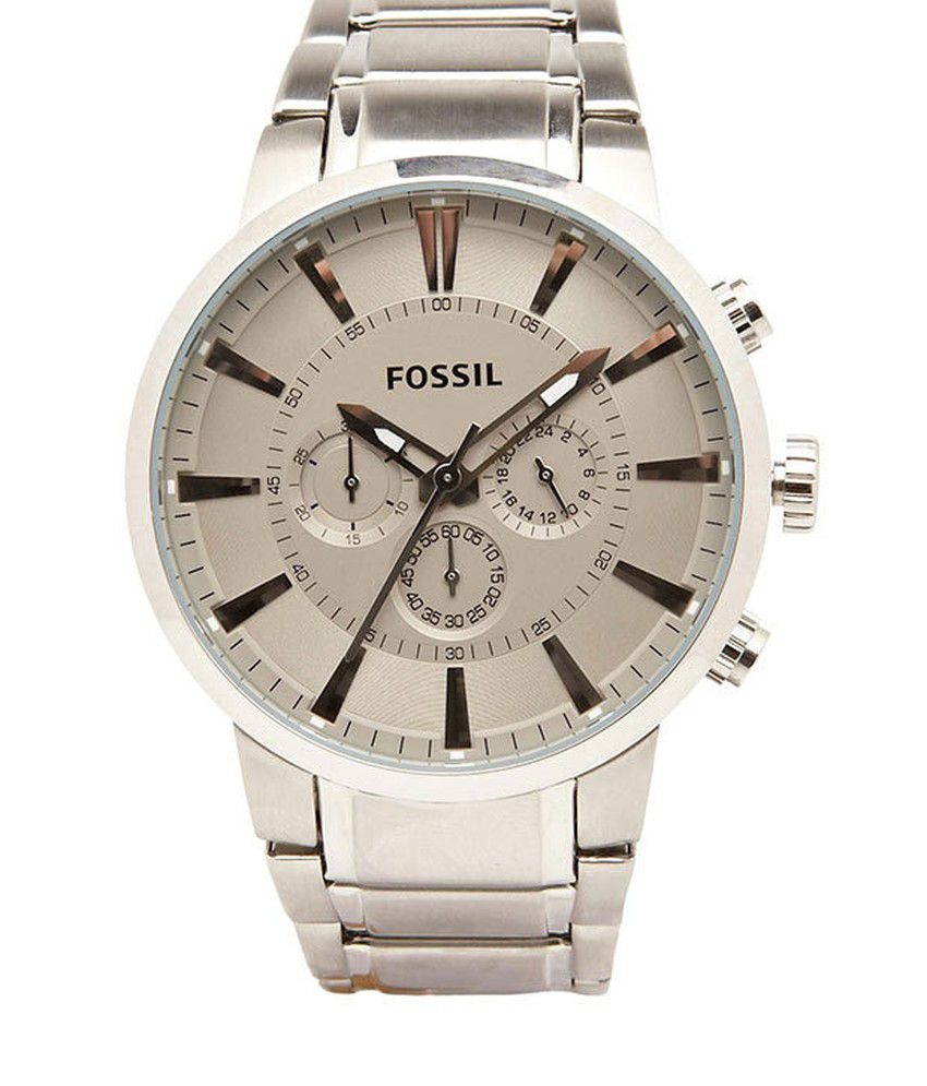 Fossil Fs4359 Men Watch Buy Fossil Fs4359 Men Watch Online At Best Prices In India On Snapdeal