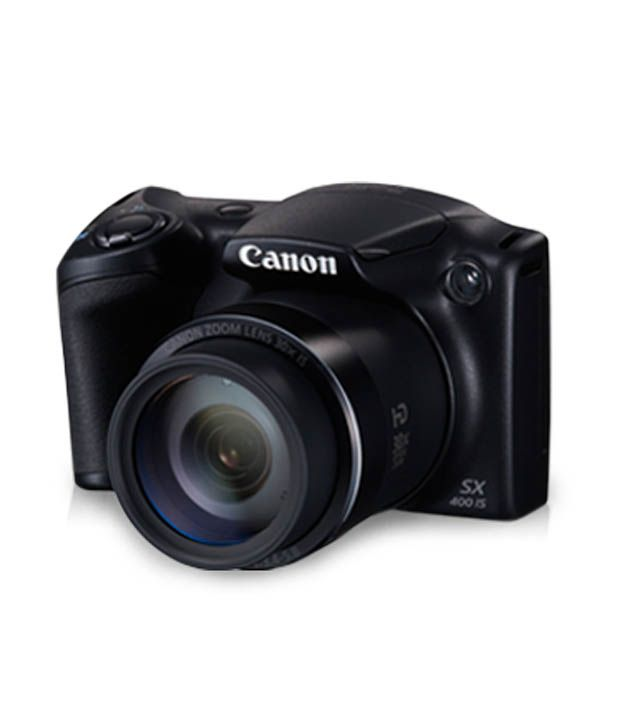 Canon PowerShot SX400 IS 16MP Semi SLR Price in India- Buy ...