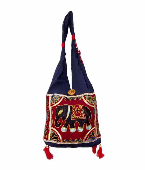 Rastogi Handicrafts Rajasthani Handicrafts Casual Sling Bag