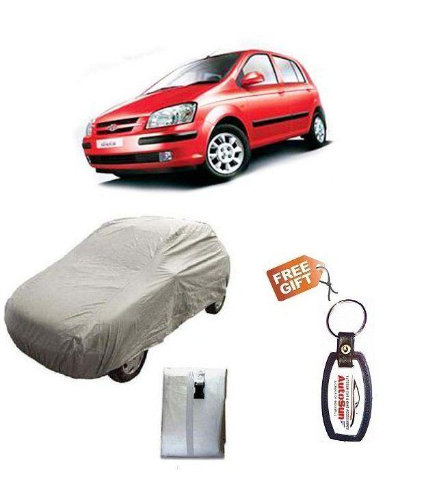 Hyundai Getz Car Body Cover Free Key Chain Buy Hyundai Getz Car