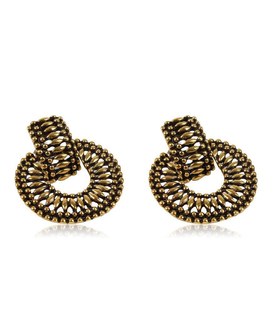 Dee Gee Antique Earrings