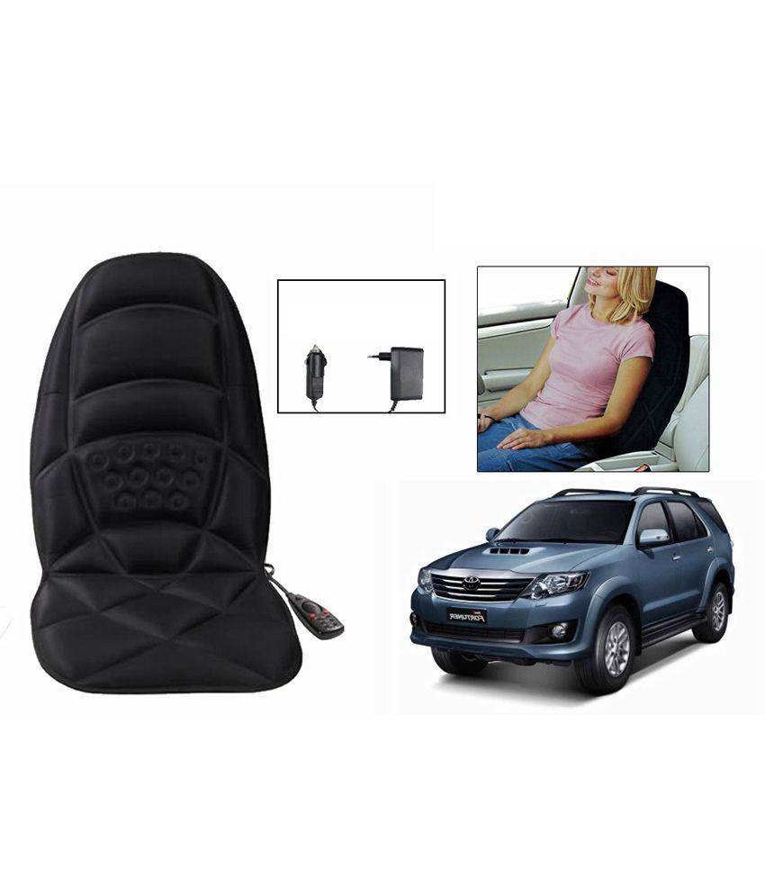 Speedwav Car/home/office Seat Heat Massager Back Support - Toyota ...