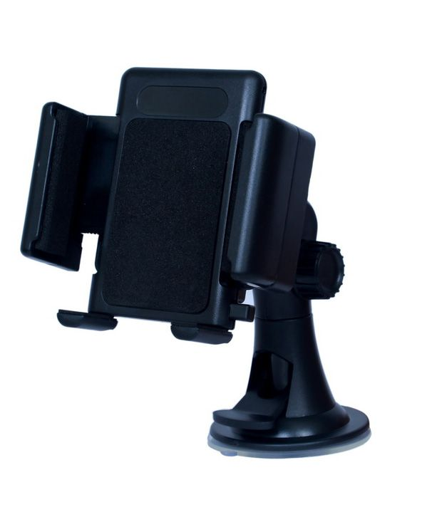 Happy Funk Car Phone Holder All Phones HPFN604 Black