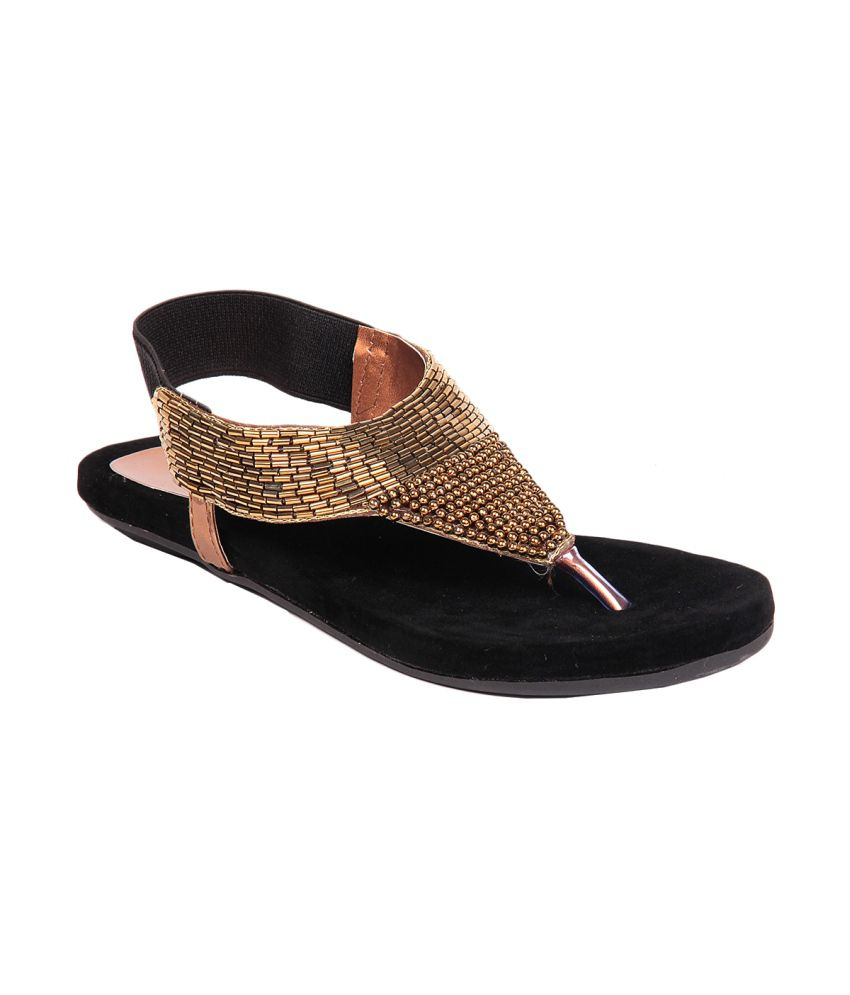 Do Bhai-shoebazaar Gray Sandal