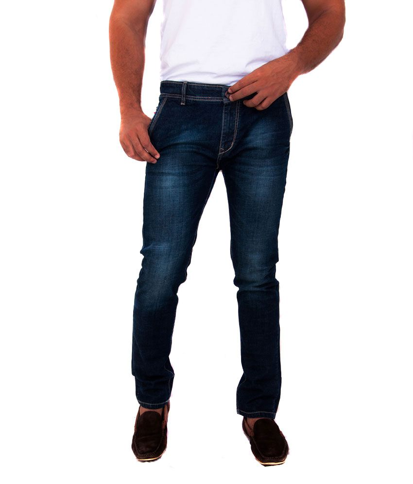Originals Gap 1969 Men Jeans Slim Fit Dark Blue