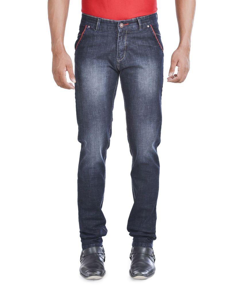 Wintage Jeans Black Slim Fit Jeans