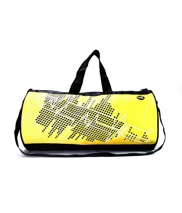 3g 18 Inch Drum Yellow Gym Bag