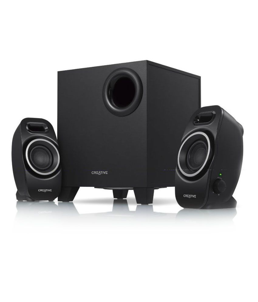 Creative SBS Computer Multimedia Speaker A255