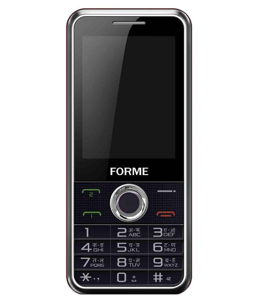 Forme SLIM ONE Mobile Phone