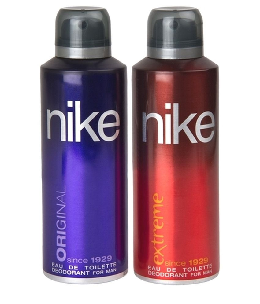 Nike Original And Extreme Deodorant Combo Pack