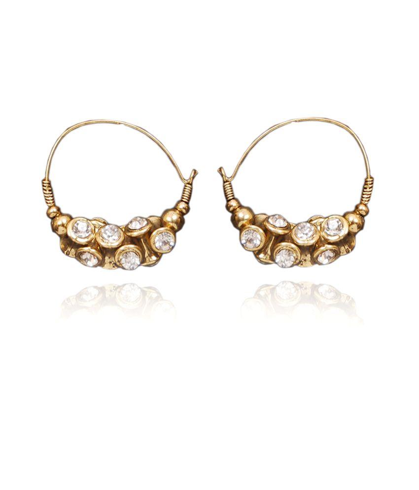 Sp Jewellery Fashionable Earrings For Women #ern 354