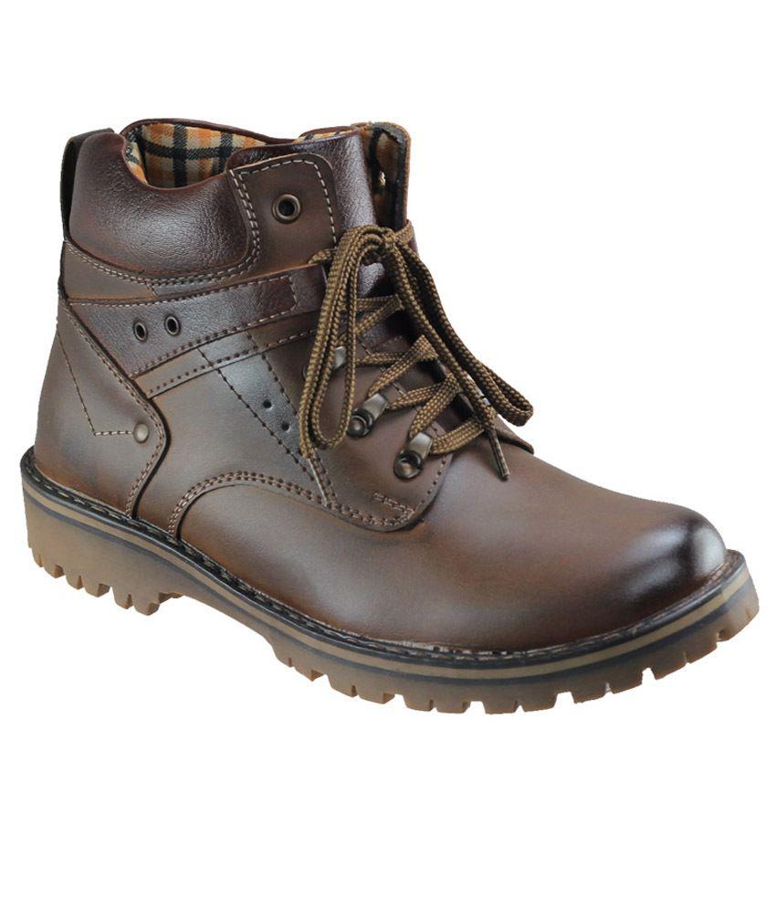Dziner Brown Daglig Men'S Boot
