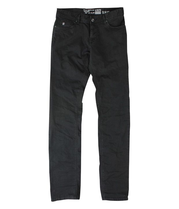 Killer Black Slim Jeans
