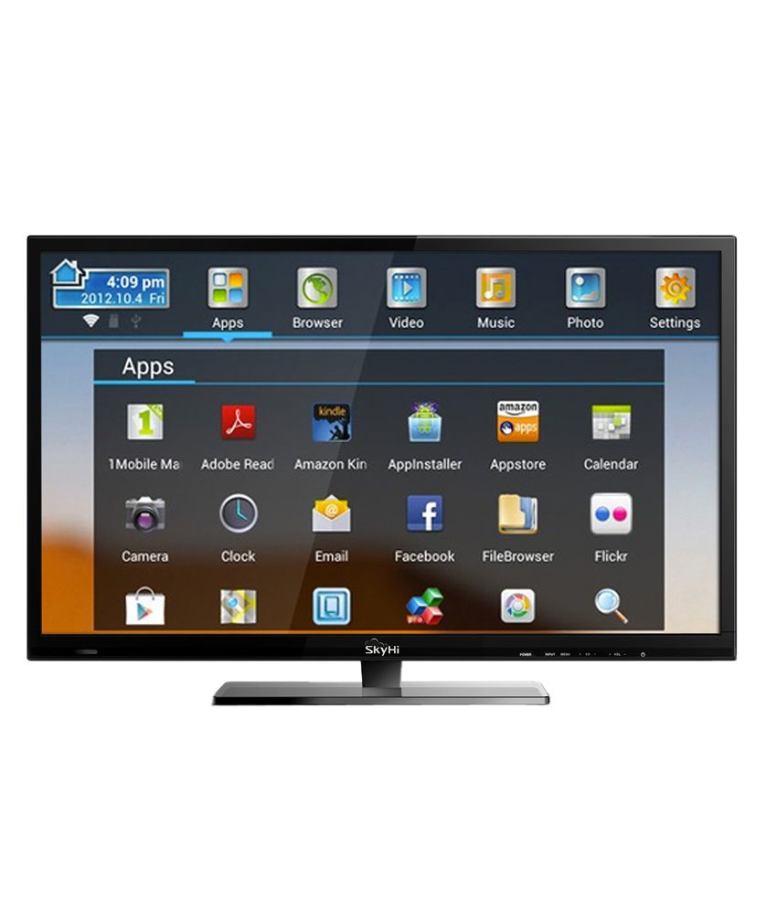 SkyHi SK32K70 81 cm (32) HD Ready Android Smart Slim LED Television