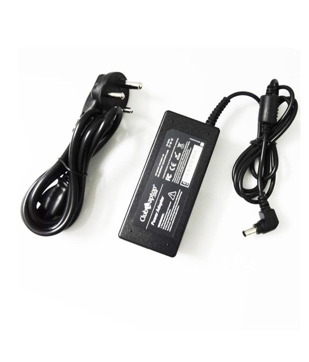 Clublaptop 90w Sony VGN-SR510G/B VGN-SR510G/H 19.5V 4.74A (6.5 x 4.4 mm) Laptop Adapter Charger