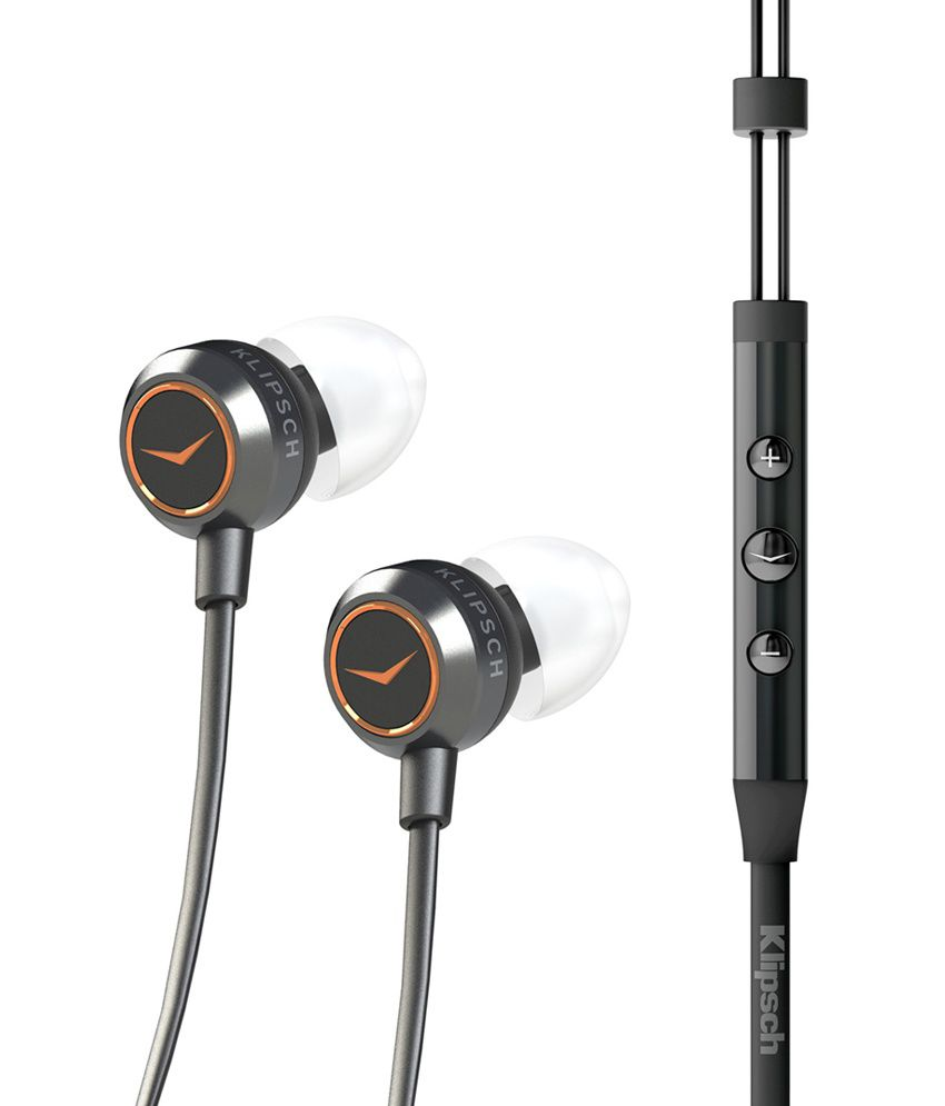 Klipsch X4i In-ear Headphones -black  available at snapdeal for Rs.11490