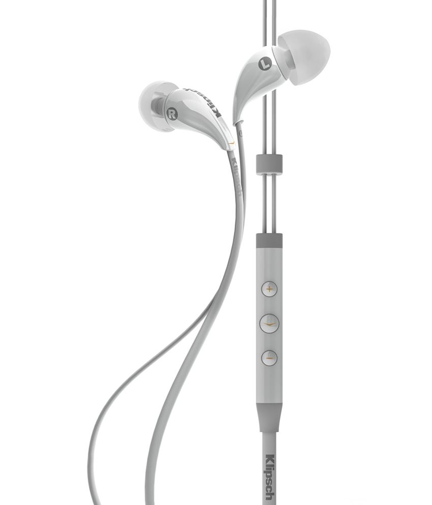 Klipsch X7i In-ear Headphones- White  available at snapdeal for Rs.17883