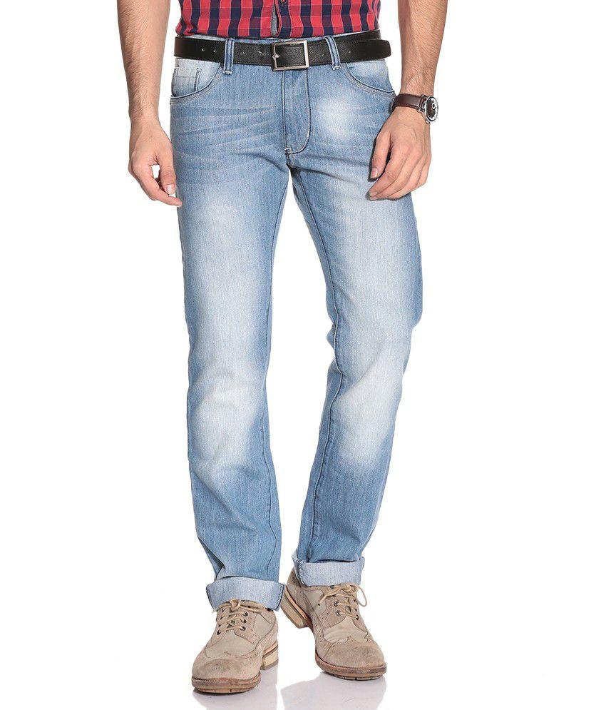Newport Blue Slim Jeans