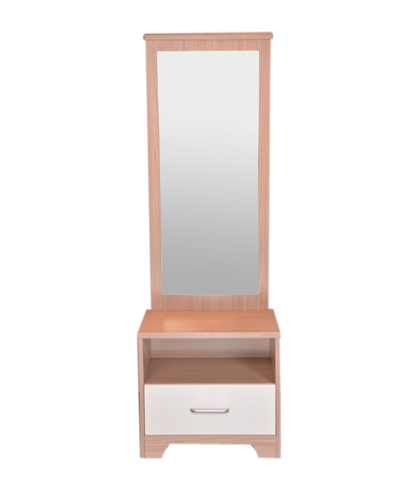 HomeTown Ambra Dressing Table With Full Mirror - Buy HomeTown