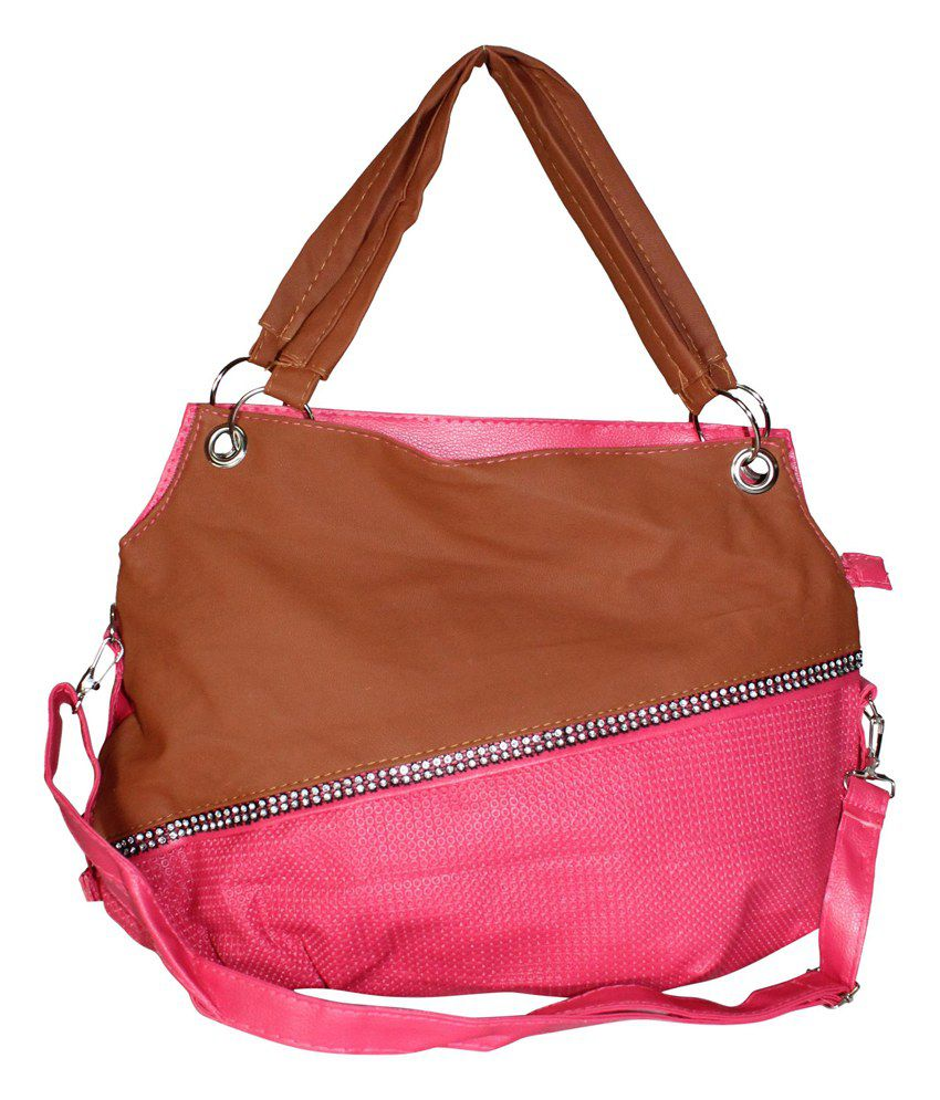 Moda desire SP5013 Pink Shoulder Bags