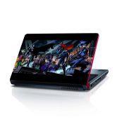 Shopkeeda Multi Superheros In A Night Scene 15.6 Inches Laptop Skin