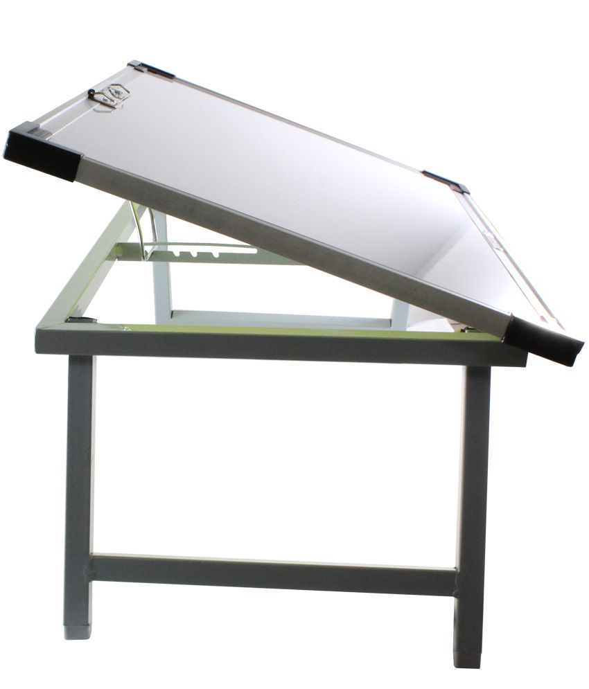 Multipurpose Foldable Table With White Board