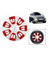 Vheelocityin R124 Hyundai I10 Wheelcaps 13 Inch Set Of 4
