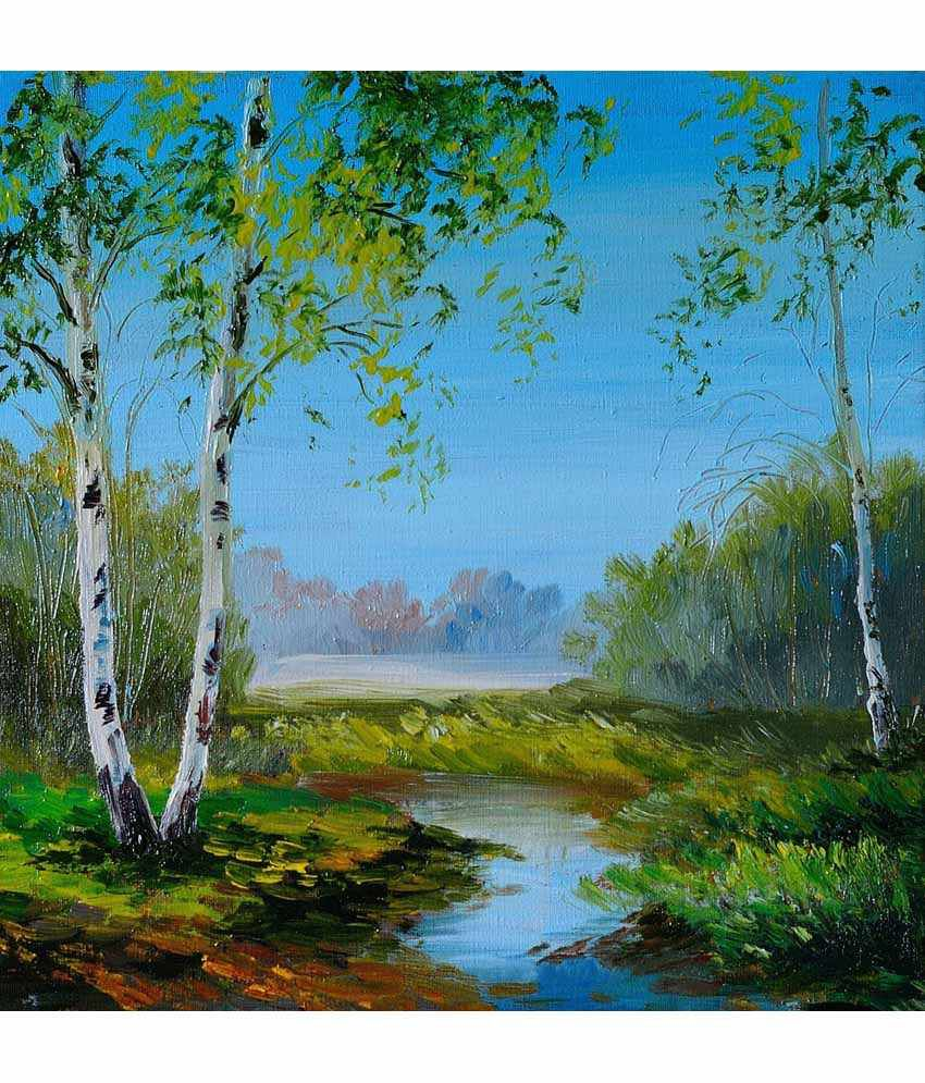 art factory nature canvas painting