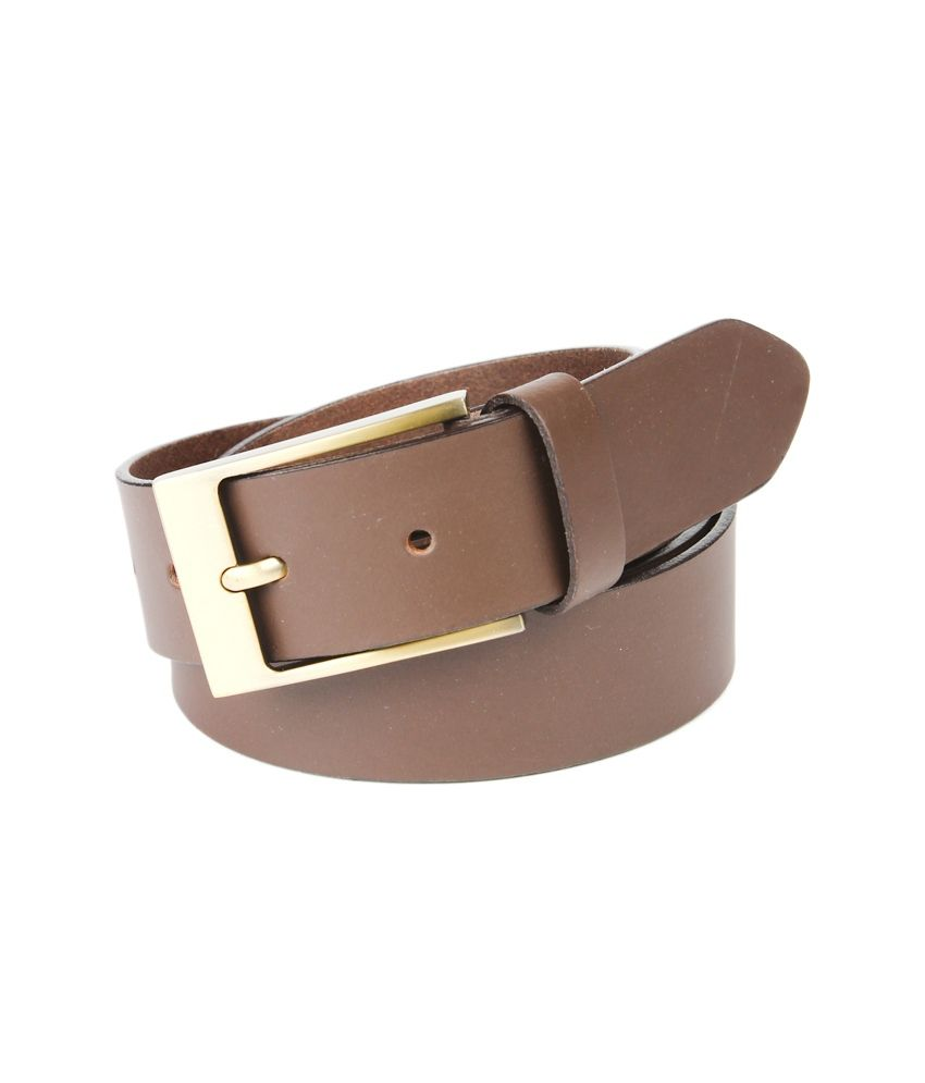 Liberty Formal Belts For Men - Brown