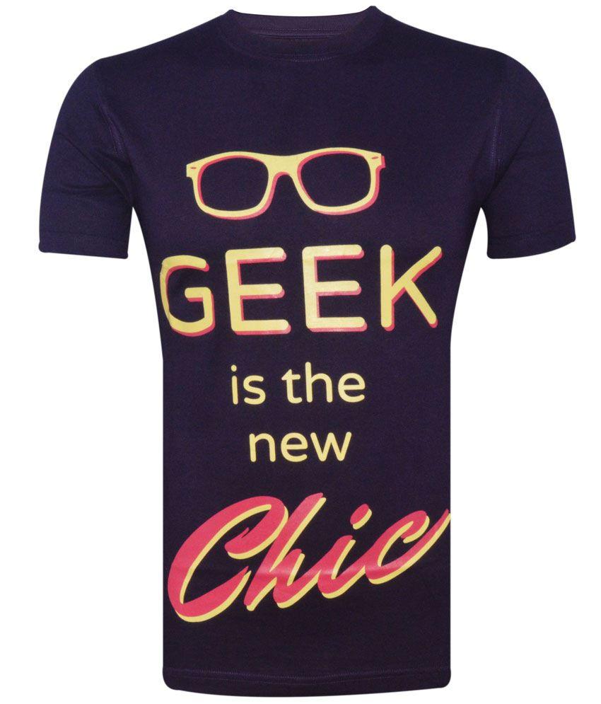 Tee Talkies Authentic Designer T Shirts - Geek