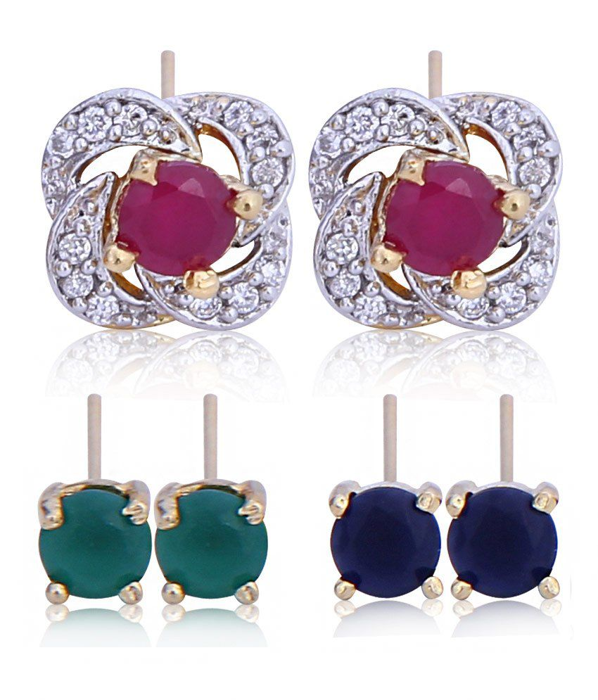 jewelry earrings image flower products party crystal charm earring stud je trendy pearl product charms women sale
