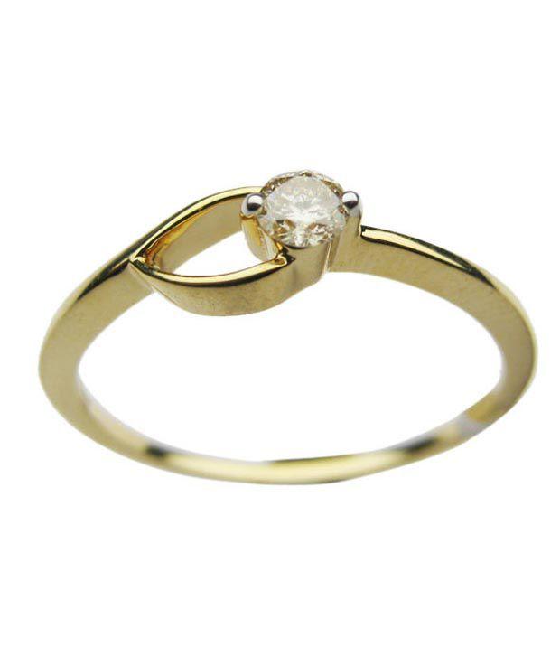 Anaira's Diamond Jewellery 14kt Gold Diamond Ring
