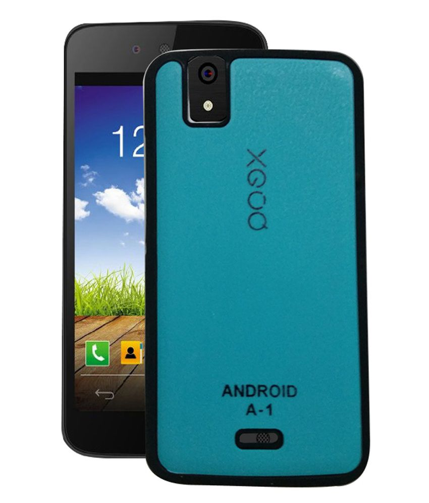 Fuson 2d Hard Luxury Silicon Back Cover For Micromax