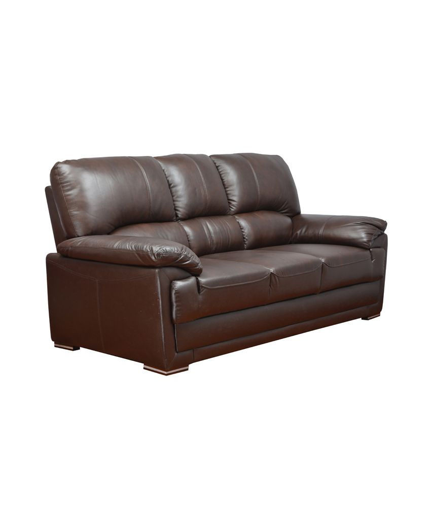 hometown eva half leather 3 2 1 sofa set buy hometown eva half rh snapdeal com