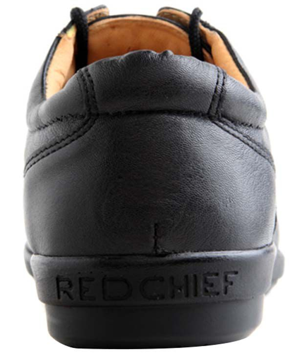 e416b63864 Red Chief Black Formal Shoes Price in India- Buy Red Chief Black ...