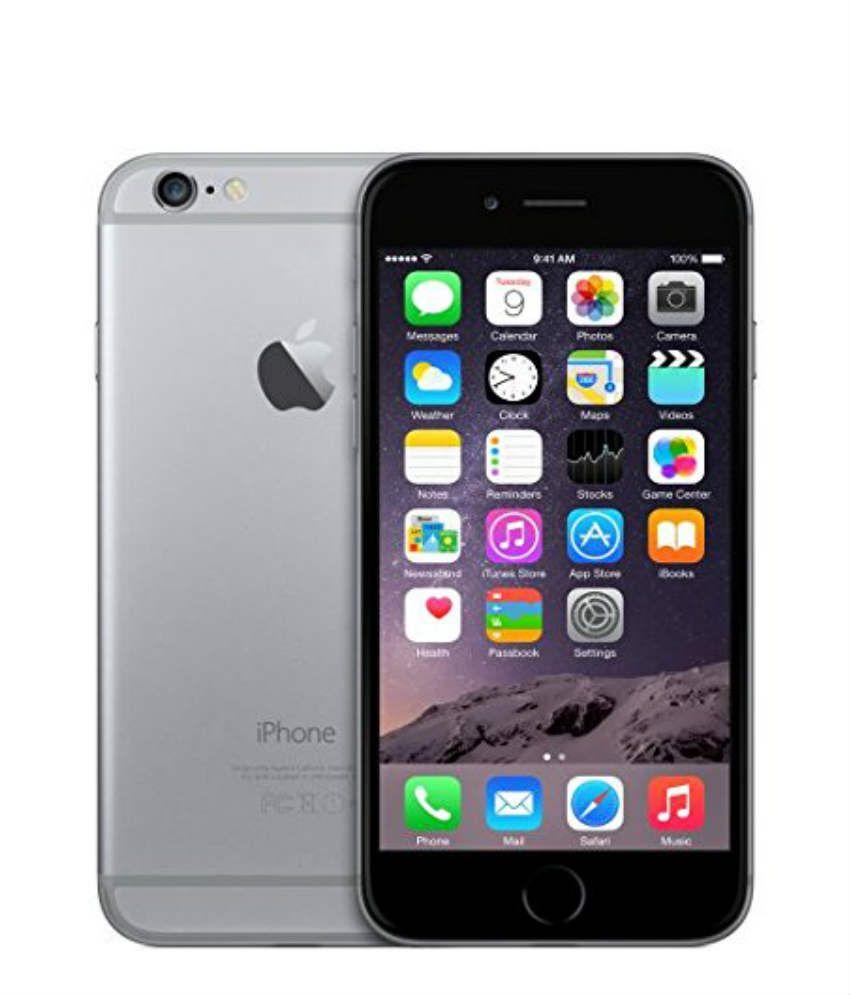 Buy Iphone: IPhone 6: Buy Apple IPhone 6 16 GB Online Upto 20% OFF In