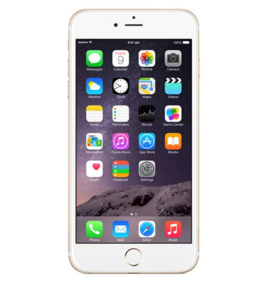 Apple iphone 6 plus ( 16GB , 1 GB ) Gold