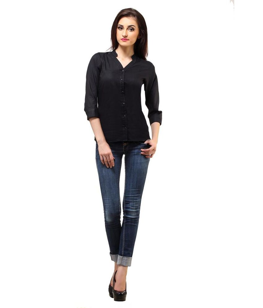 d8d0a2c7 Buy Cation Women Shirt Online at Best Prices in India - Snapdeal