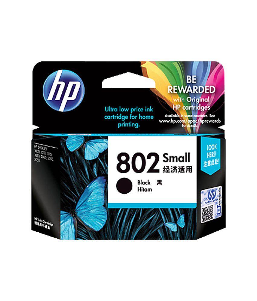 HP Cartridge 802 ch561zz