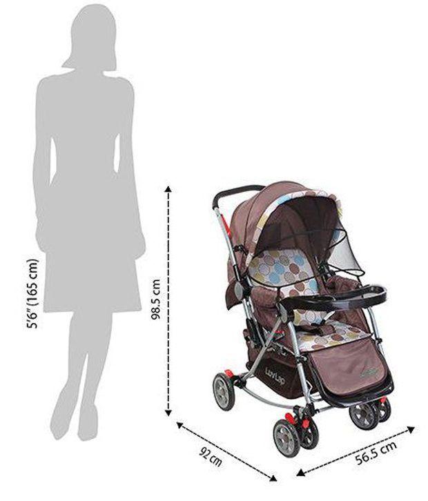 Baby Stroller Dimensions Strollers 2017