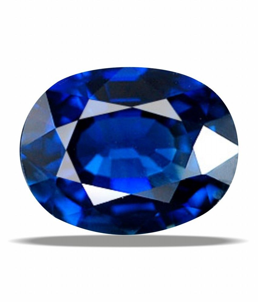 9 Astro Gems & Jewels Iadgl Certified 11-11.5 Ratti / 10.29 Carat Of Blue Sapphire (neelam) Astrological Gemstones