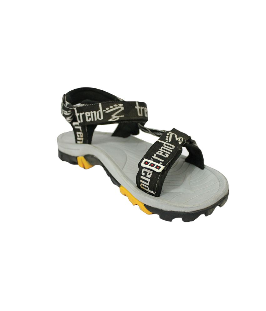 9265add66ee1 Vkc Gray Synthetic Leather Daily Sandal For Men - Buy Vkc Gray Synthetic  Leather Daily Sandal For Men Online at Best Prices in India on Snapdeal