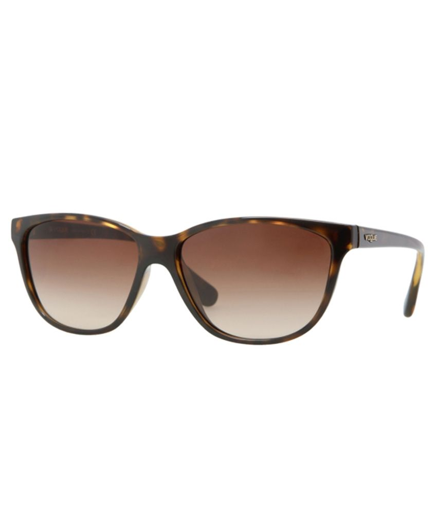3b91a095a01a6 Vogue Vo-2729-s-w656-13-57 Medium Women Rectangle Sunglasses - Buy Vogue Vo-2729-s-w656-13-57  Medium Women Rectangle Sunglasses Online at Low Price - ...